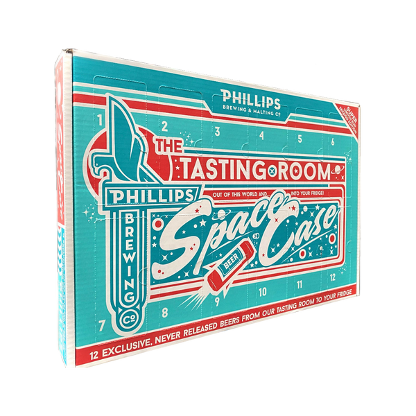 Phillips Brewing Space Case - 12 x 473mL
