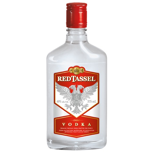 Red Tassel Vodka 375mL