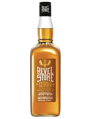 Revel Stoke Peanut Butter Flavored Whisky
