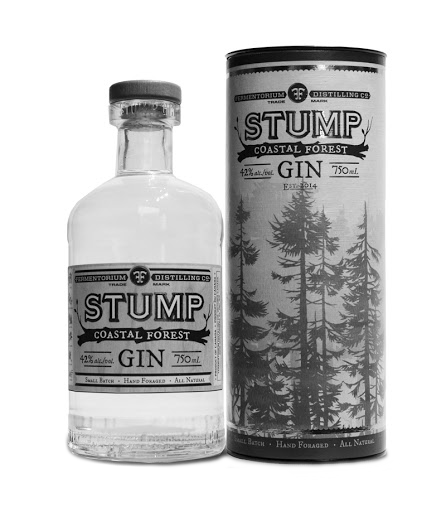 Phillips Stump Coastal Forest Gin