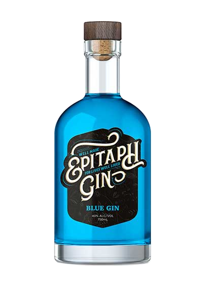 Troubled Monk Epitaph Gin 750ml