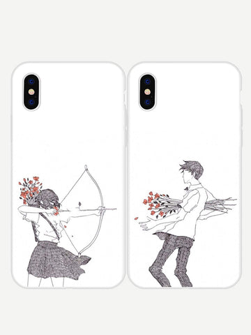 Bow and Arrow iPhone Cases