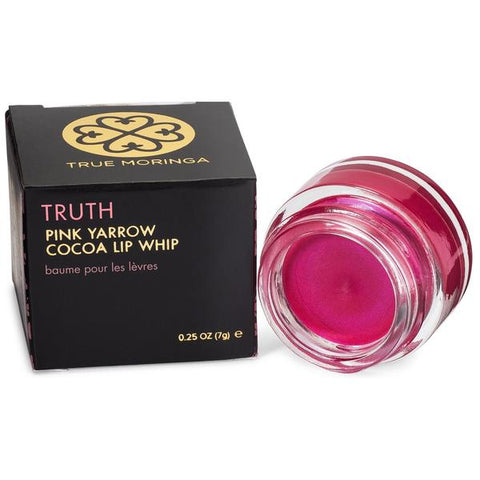 Truth Pink Yarrow Cocoa Lip Whip
