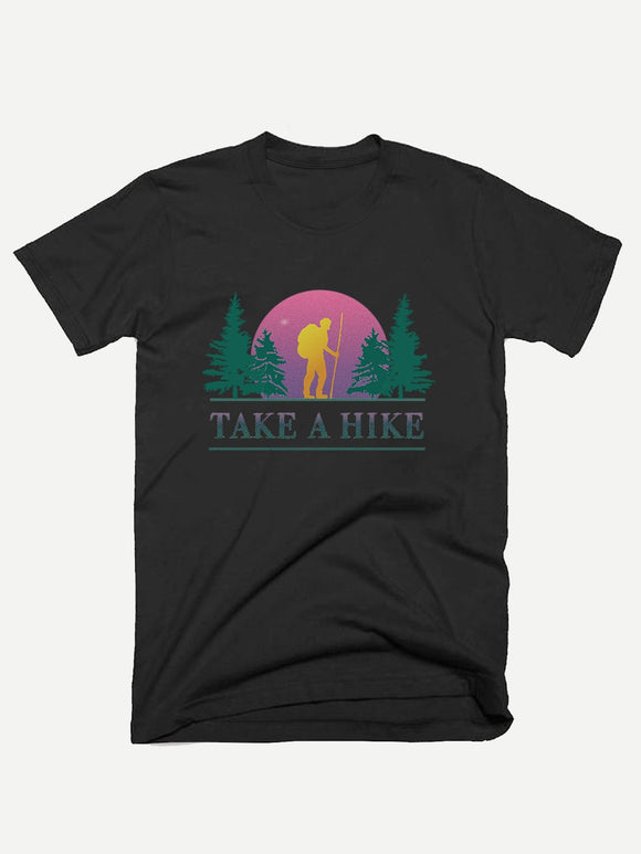 TAKE A HIKE T-shirt - ISLAND63