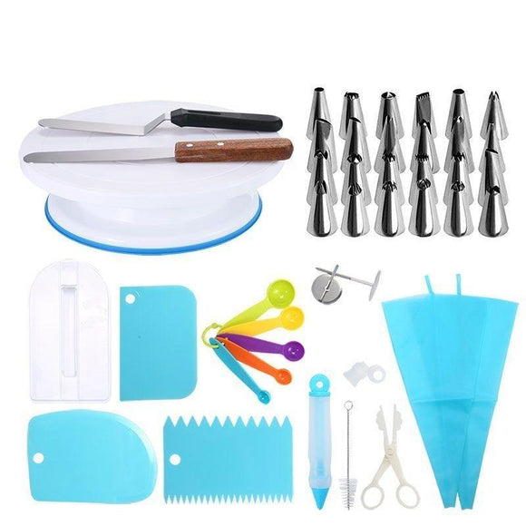 41pcs/set Cake Decorating Supplies - ISLAND63