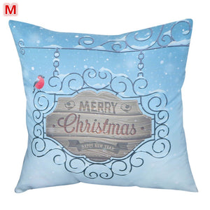 Christmas Festival Pillowcase - ISLAND63