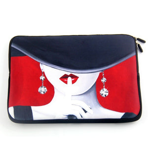 Neoprene Laptop Sleeve Case for MacBook HP Dell - ISLAND63