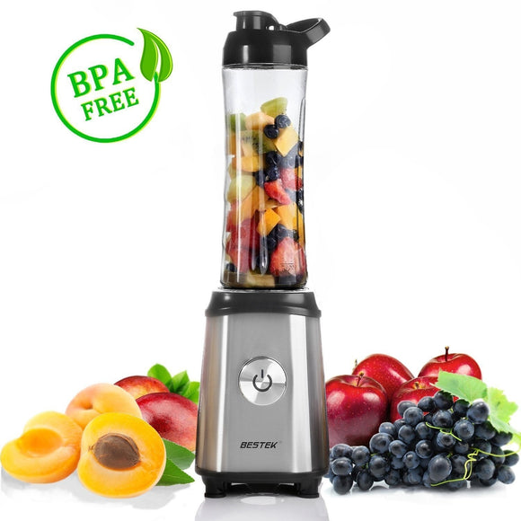 600ml BPA-Free Smoothie Blender - ISLAND63