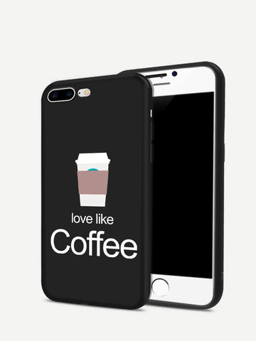Love Like Coffee Phone Case