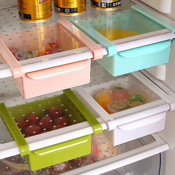 Fridge Space Saver Organizer - ISLAND63