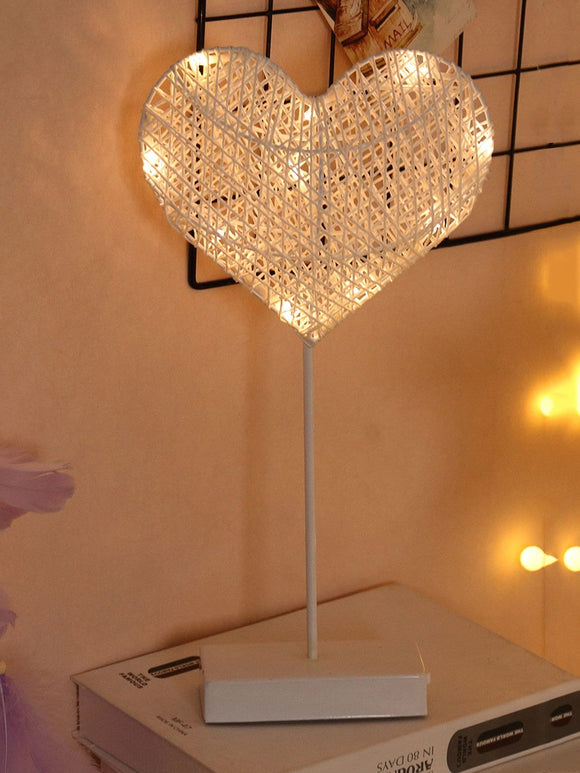 Heart Shaped Table Lamp - ISLAND63