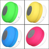 Waterproof Bluetooth Wireless Shower Speaker with Built-in Microphone - ISLAND63