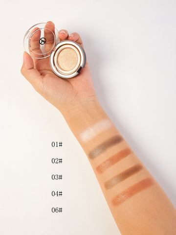 Mousse Shimmer Eyeshadow