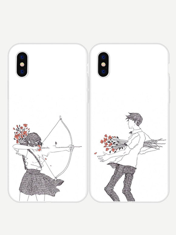 Bow and Arrow iPhone Cases - ISLAND63