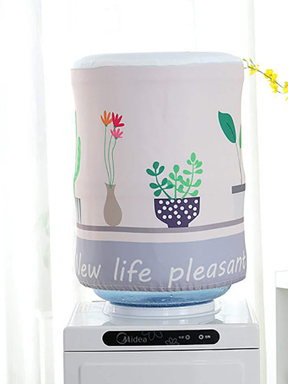 Slogan Water Dispenser Cover - ISLAND63