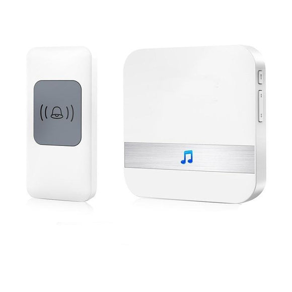 52 Chimes Remote Button Wireless Doorbell - ISLAND63