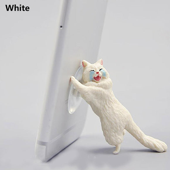 Cute 3D Cat Phone Stand - ISLAND63
