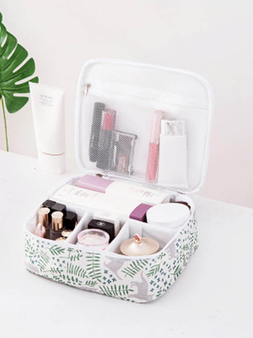 Leaf Makeup Organizer