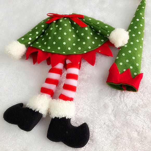 Christmas Elf Wine Bottle Cover - ISLAND63