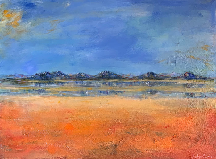 'Desert Mirage'  -  Original Painting