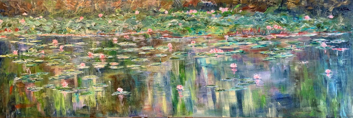 'Faulconbridge Pond'  -  Original Painting