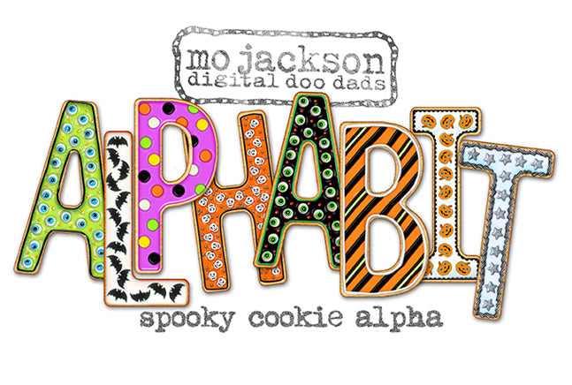 spooky cookie alphabit