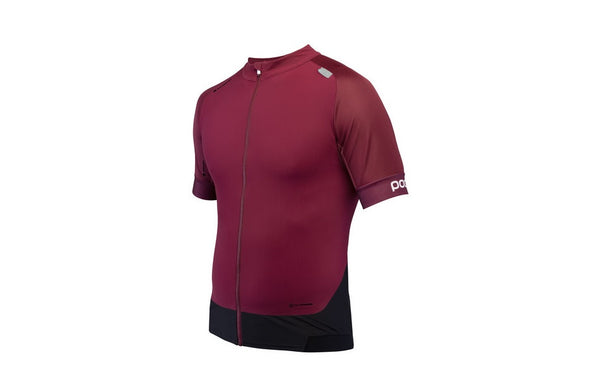 XC Jersey S/S Propylene Red - Large - Wide Open Vault