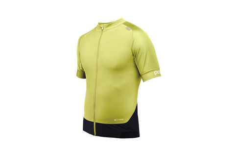 XC Jersey S/S Unobtanium Yellow - Large