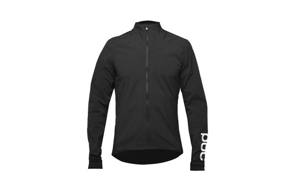Essential Splash Jacket Uranium Black MED