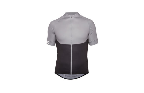 Essential XC Zip Tee Steel Grey MED