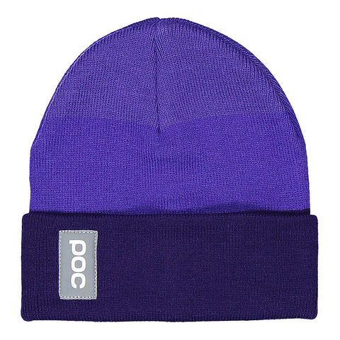 Sample - POC Stripe Beanie - Light Ametist/Ametist Purple/Dark Ametist