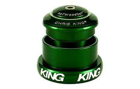 CHRIS KING INSET 3 ZS44 / EC49 - GREEN - Wide Open Vault