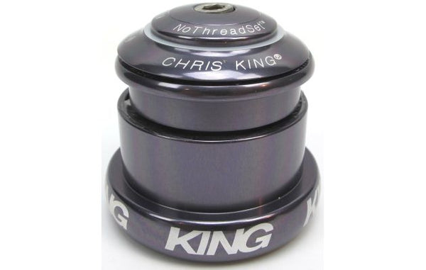 CHRIS KING INSET 3 ZS44 / EC49 - PEWTER - Wide Open Vault