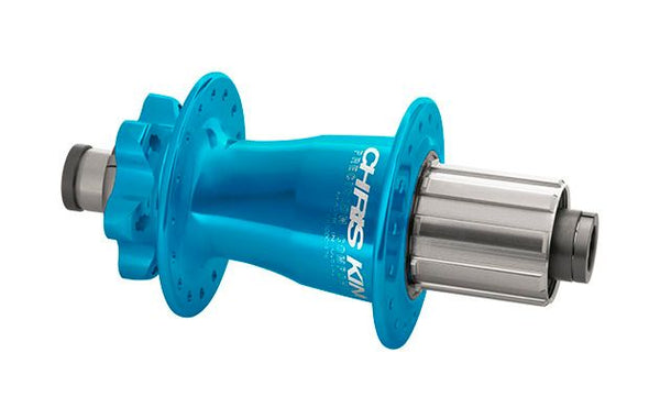 ISO Rear Boost - 148 x 12mm 32H Turquoise - Wide Open Vault