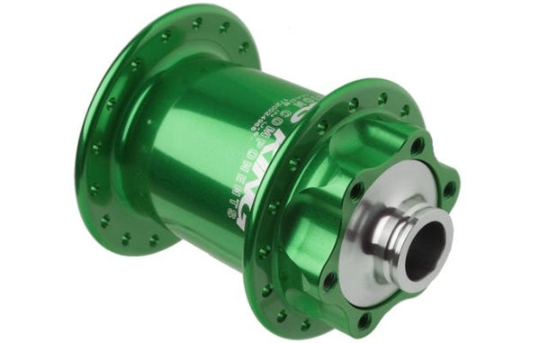 CK ISO LD Front Hub - 32H Green