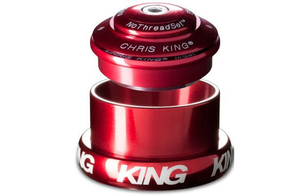 CHRIS KING INSET 3 ZS44 / EC49 - Red - Wide Open Vault