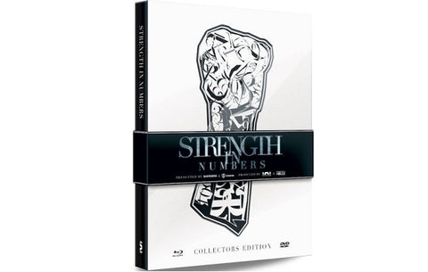 STRENGTH IN NUMBERS BLU RAY + DVD - Wide Open Vault