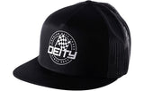 PODIUM TRUCKER HAT - Wide Open Vault