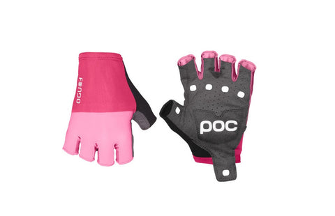 Fondo Short Glove Theor Multi Pink - Large