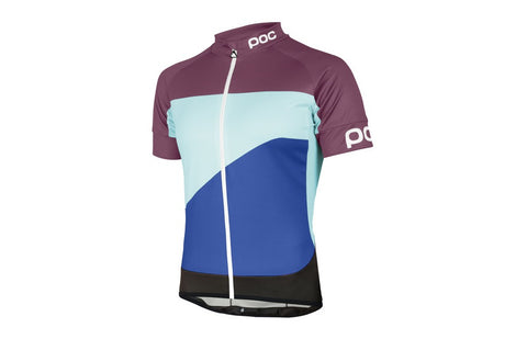 Fondo Gradient Classic Jersey Thaum Multi Red - Large - Wide Open Vault