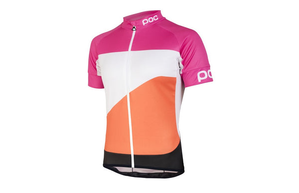 Fondo Gradient Classic Jersey Theor Multi Pink - Large - Wide Open Vault