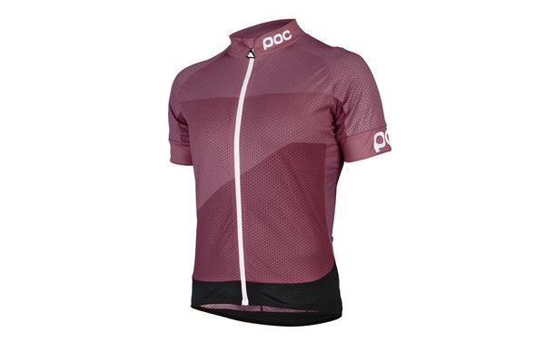 Fondo Light Gradient Jersey Thaum Multi Red - Large - Wide Open Vault