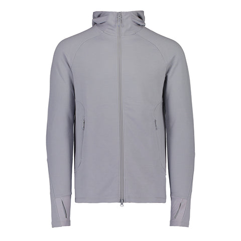 Sample - Merino Hood - Alloy Grey - Medium