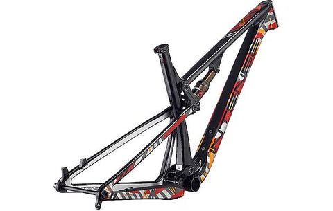 2019 Intense Sniper SL Trail Frame with Fox DPS - Large