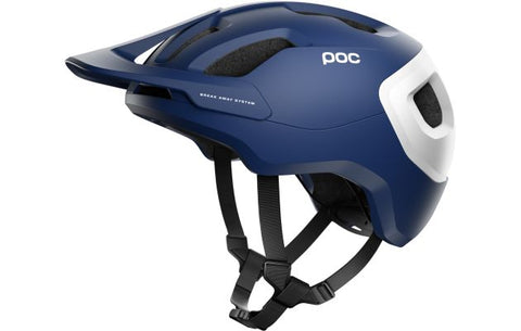 POC - Axion SPIN Helmet - Lead Blue - MLG - EX DISPLAY