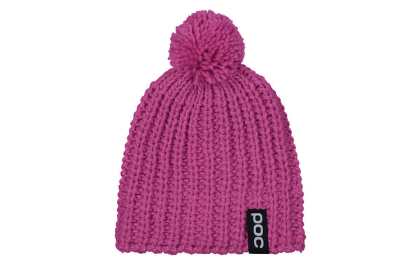 POC Chunky Rib Beanie - Altair Pink - Wide Open Vault