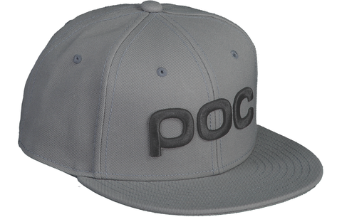 POC Corp Cap - Pegasi Grey - ONE - Wide Open Vault