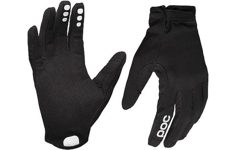 EX-DISPLAY - Resistance Enduro Adj Glove - Uranium Black - Wide Open Vault