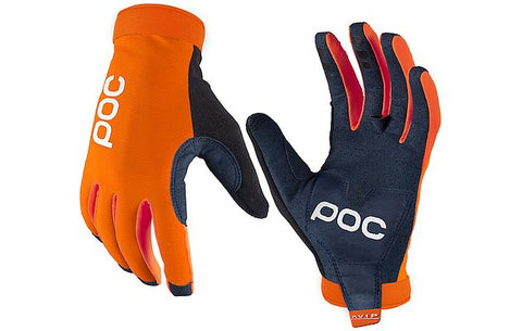 AVIP LONG GLOVE - Zink Orange - Small