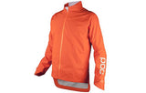 Avip Rain Jacket - Zink Orange - Small - Wide Open Vault